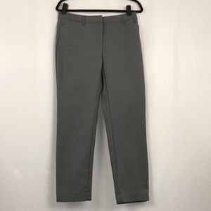 Philosophy Grey Cropped Pants
